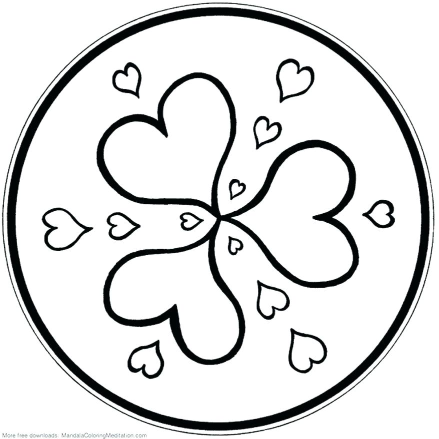 Heart Coloring Pages Free Download Best On Rhclipartmag: Real Heart Coloring Pages At Baymontmadison.com