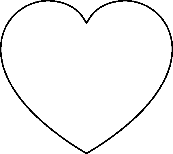 heart and star coloring pages | Heart Coloring Pages | Free download best Heart Coloring ...
