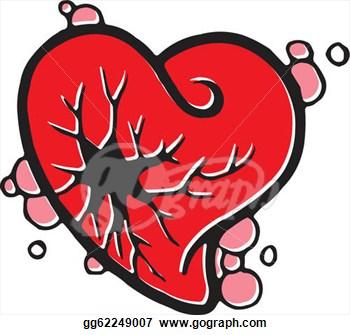 350x335 Heart Disease Clipart
