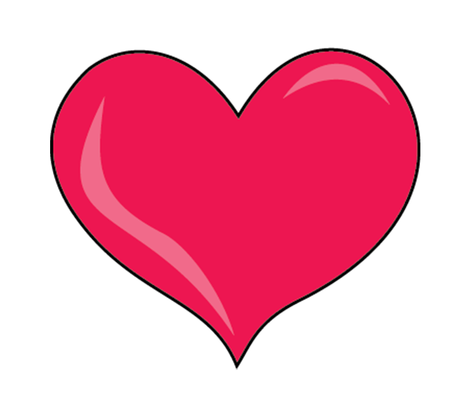 Heart Drawing | Free download on ClipArtMag