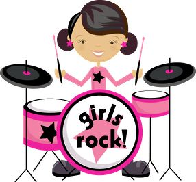 286x266 Best Girl Drummer Ideas Play Drums, Drums Girl