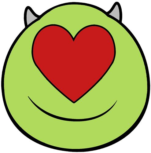 Heart Emoji Clipart | Free download best Heart Emoji Clipart on