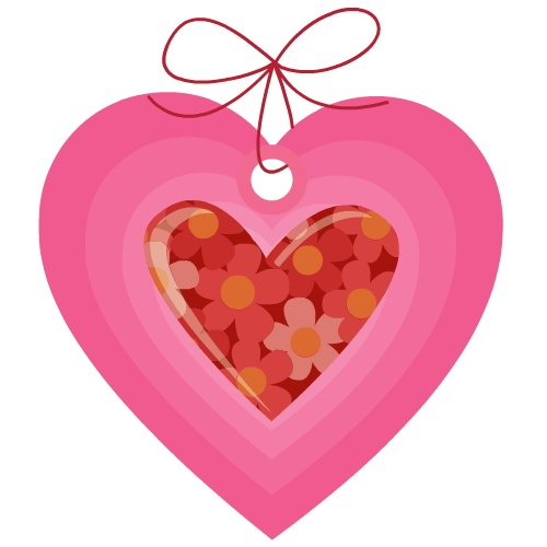 500x500 Best 25+ Free valentine clip art ideas Heart clip