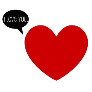300x300 Clip art love heart clipart