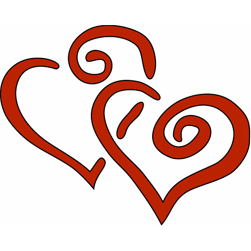500x500 Clipart Real Heart Clipart