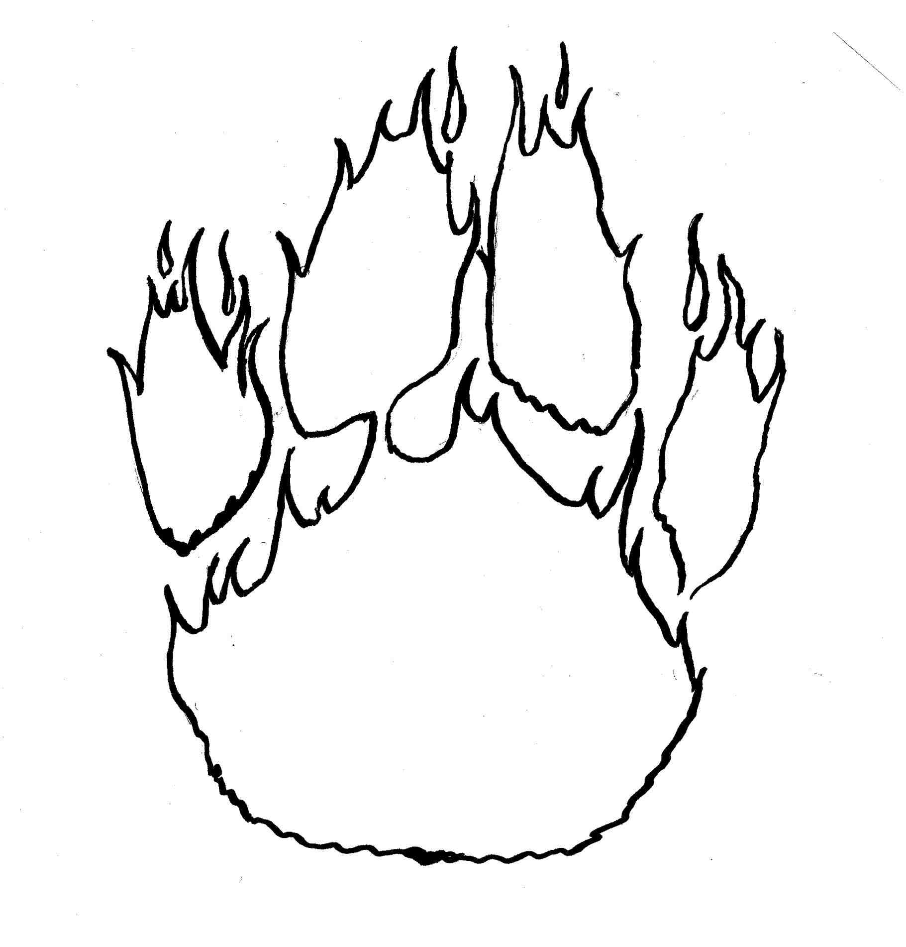 1821x1902 Easy Drawings Of Hearts On Fire Download Cliprt Ways To Draw