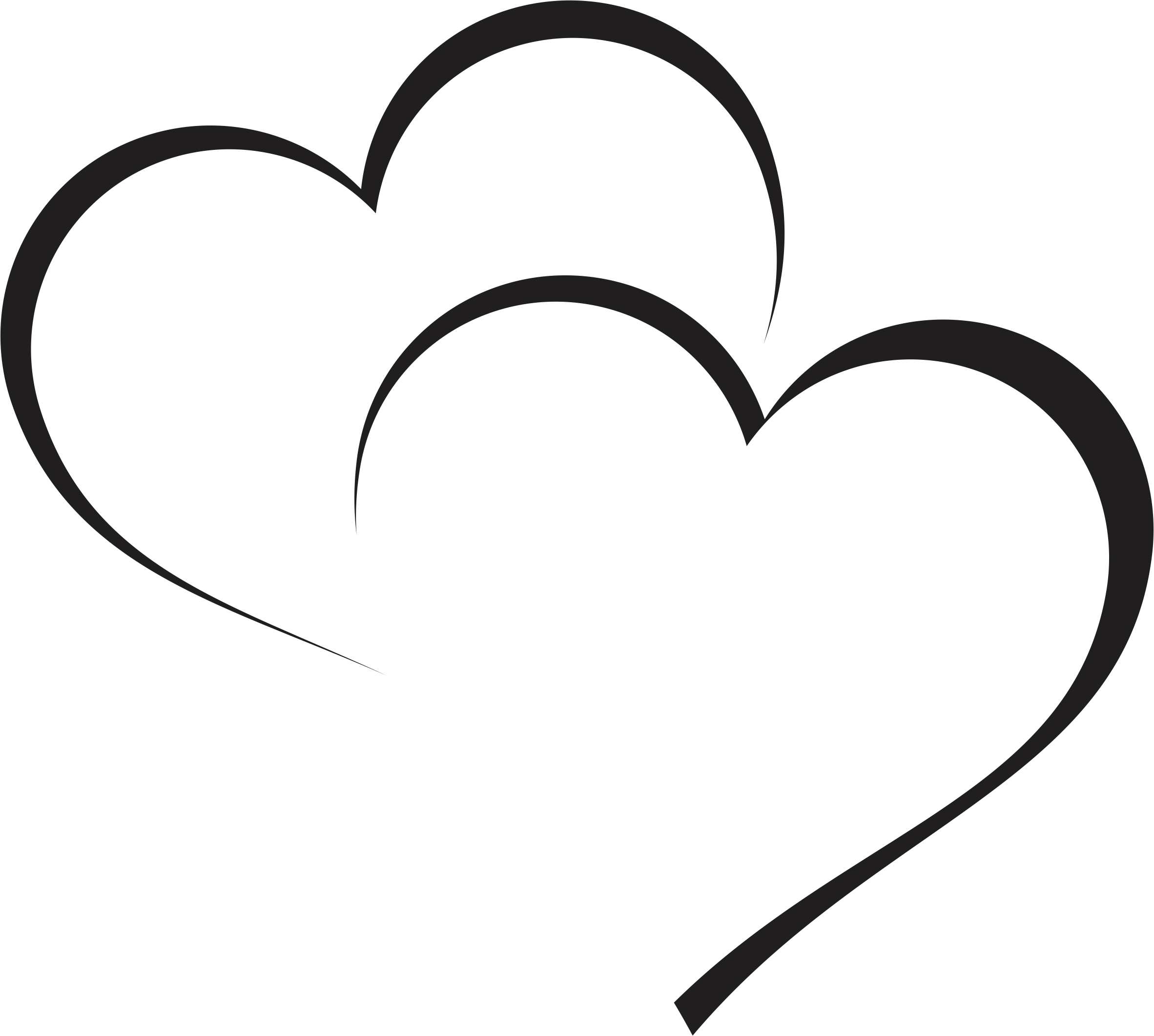 Heart Outlines   Free download on ClipArtMag