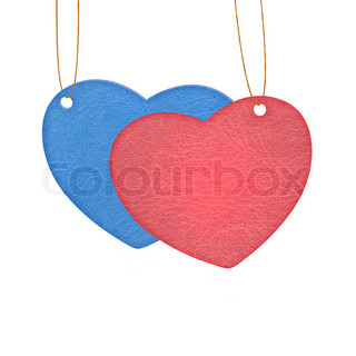 320x320 Abstract Leather Heart On Jeans Background Valentine Day Greeting