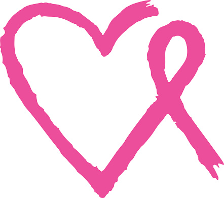 442x390 Breast Cancer Clipart Collection