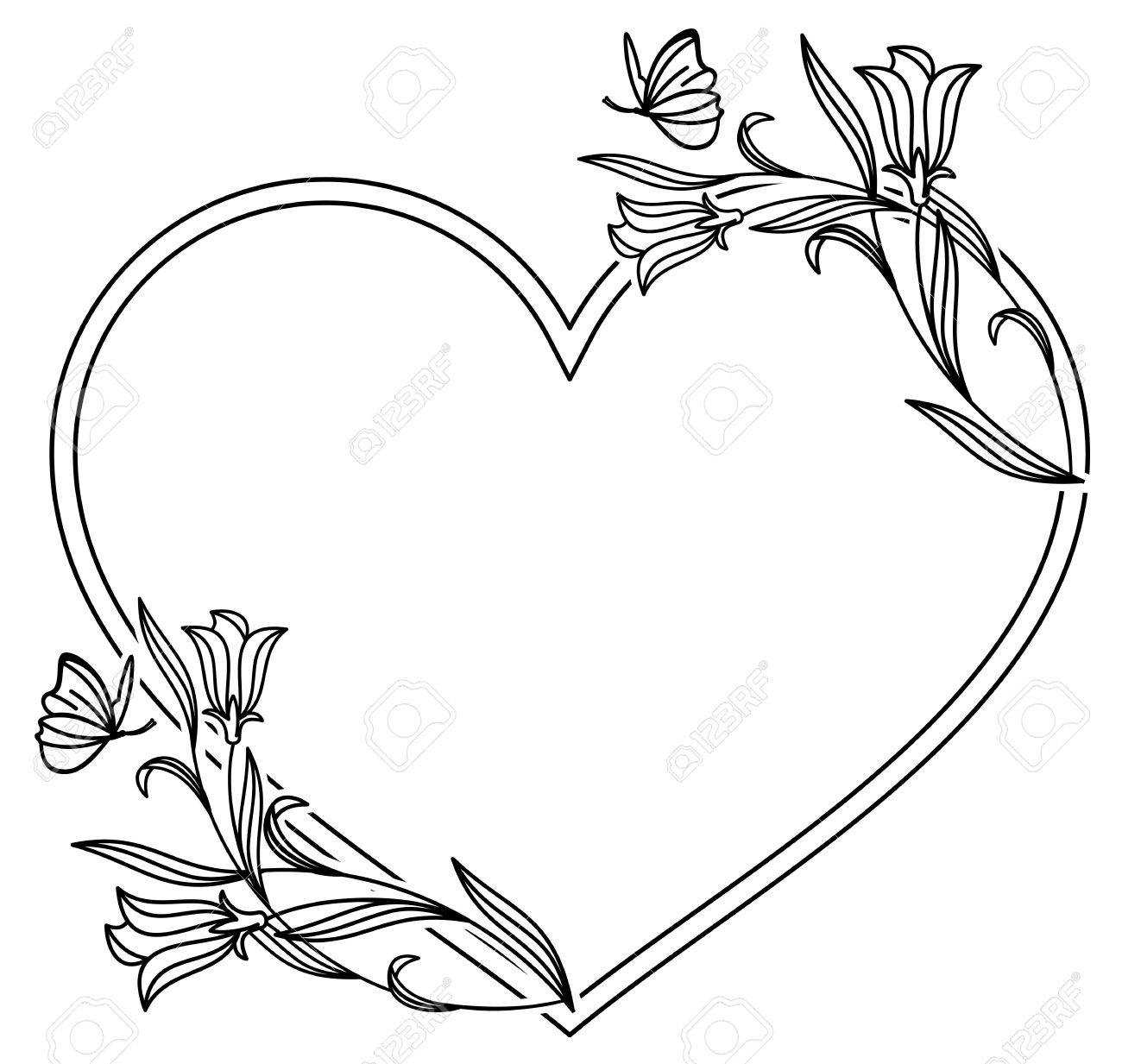 Heart Shaped Clipart | Free download best Heart Shaped Clipart on ...