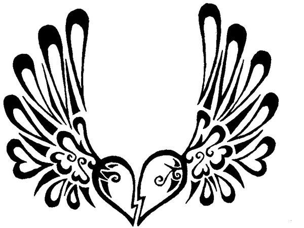 Heart Tattoo Designs Clipart Free Download Best Heart Tattoo