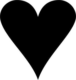 318x336 Best Heart Clip Art Ideas Valentine Heart