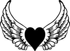 236x171 Hearts Burning Heart Clip Art