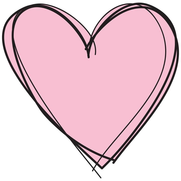 720x720 Hearts Clipart Rustic Heart
