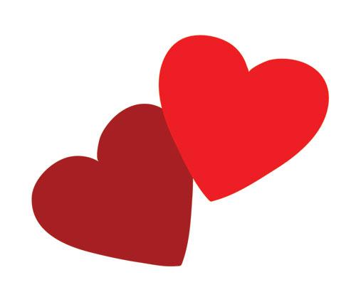 500x404 Hearts Heart Clip Art Images