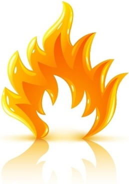 258x368 Flames Clipart Cool Fire