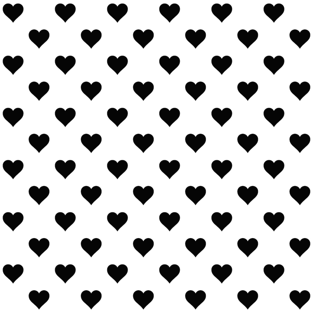 1200x1200 Free Digital Heart Scrapbooking Paper