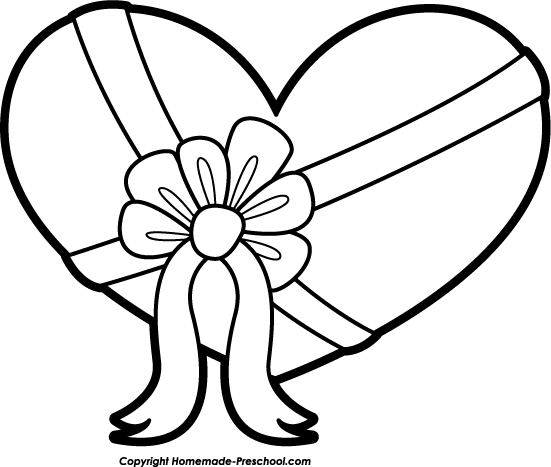 551x467 Heart Clipart Black And White Happy Valentine Black And White