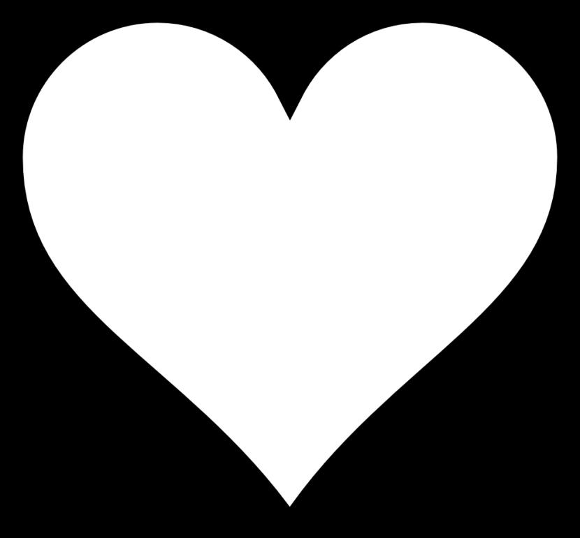 830x771 Amd Clipart Heart