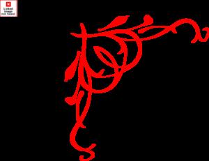 300x231 Heart Border Clip Art