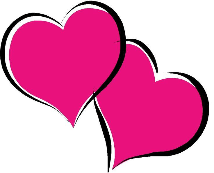 736x595 Hearts Clipart Cartoon