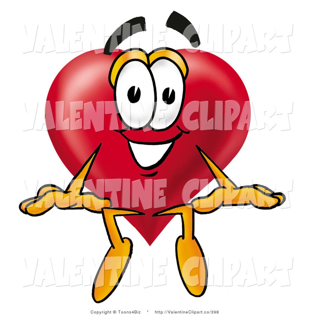 1024x1044 Cartoon Valentine Hearts Clip Art