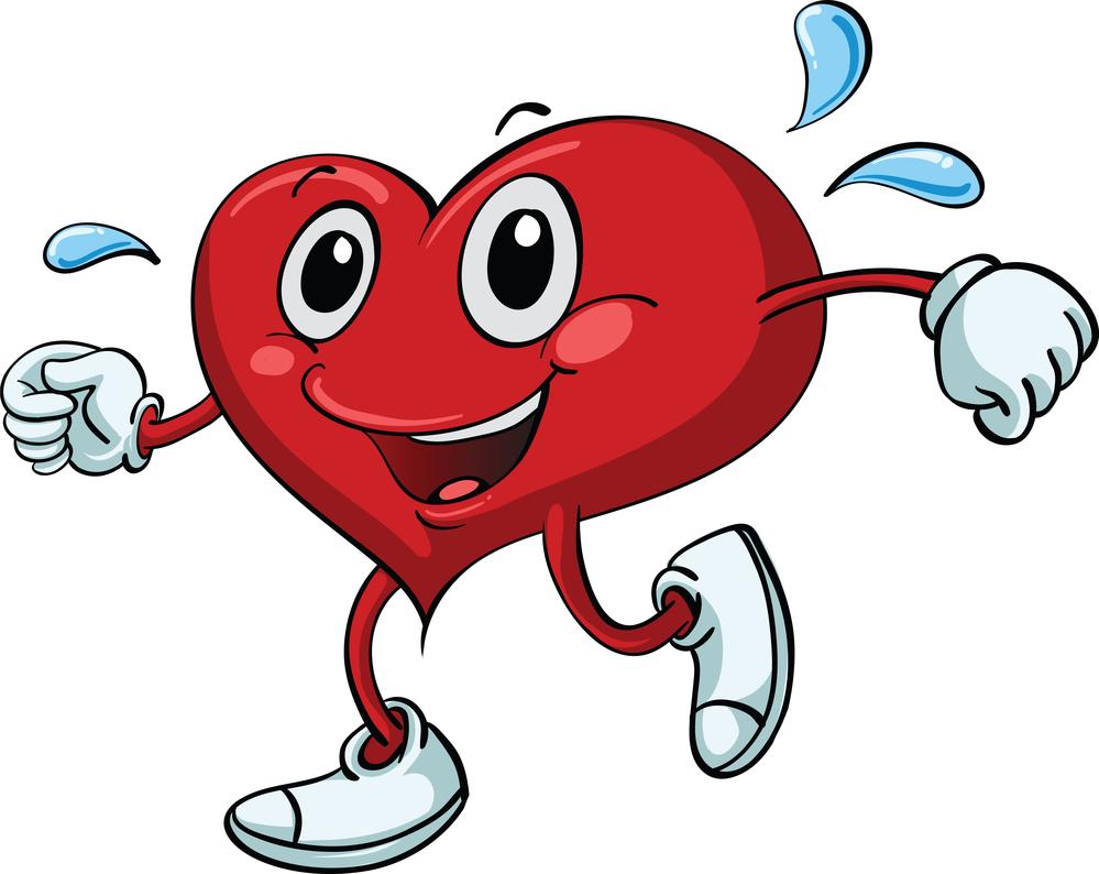 999x794 Clipart Health Heart