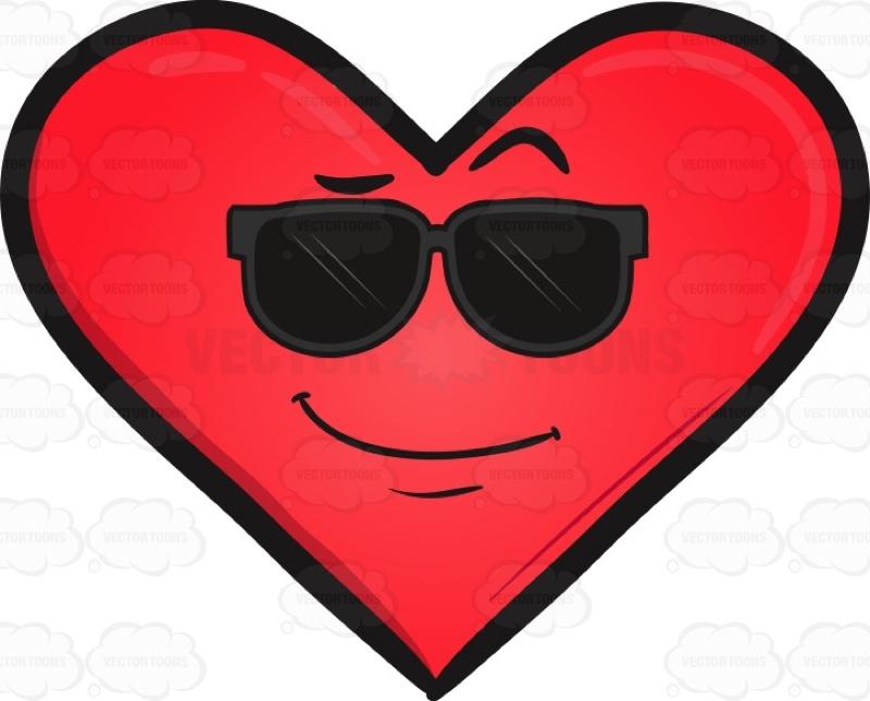 800x644 Cool Looking Heart Emoji Heart Emoji