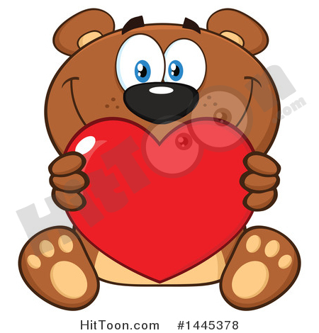 450x470 Hearts Clipart