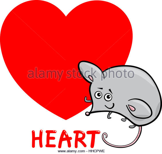 565x540 Cartoon Character Heart Shape Sign Stock Photos Amp Cartoon