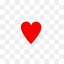 260x260 Cartoon Hearts Love Heart Shaped, Lovely, Cartoon, Hearts Png