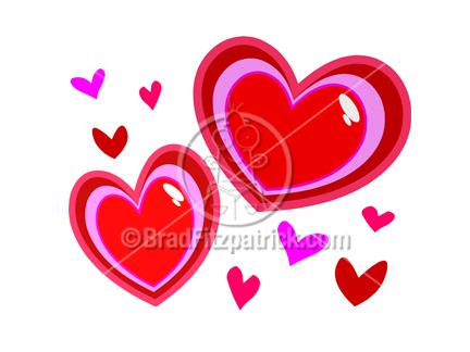 432x324 Cartoon Heart Cipart Cartoon Heart Picture Royalty Free Heart