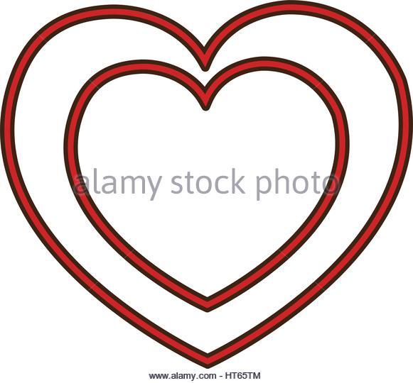 581x540 Cartoon Hearts Stock Photos Amp Cartoon Hearts Stock Images