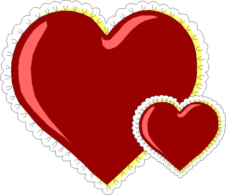 Hearts Clip