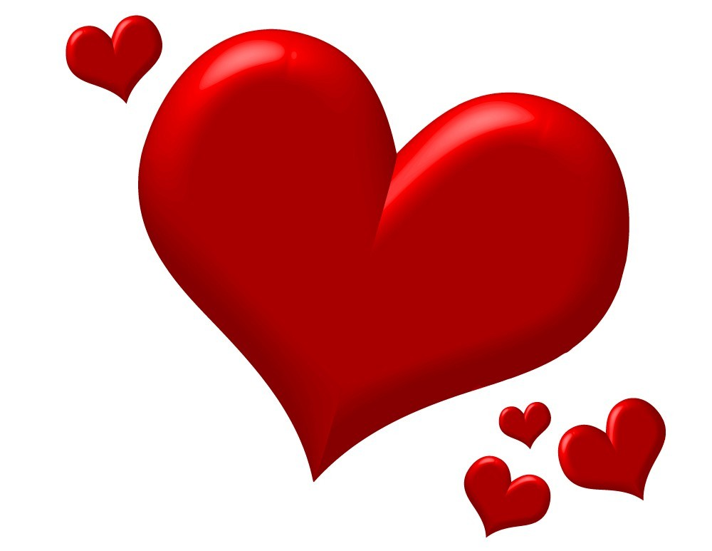 1000x773 Heart Clipart Love Heart