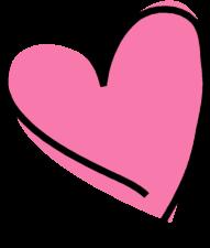 191x225 Hearts Clip Art