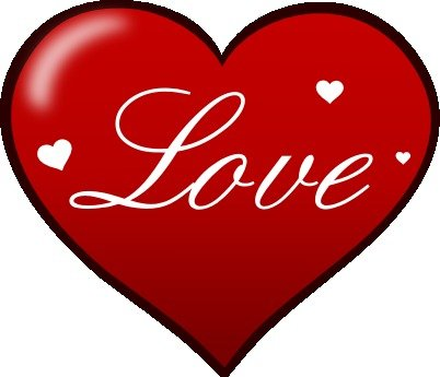402x345 Hearts Clip Art Free