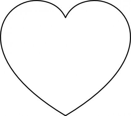 425x378 Hearts In Clipart