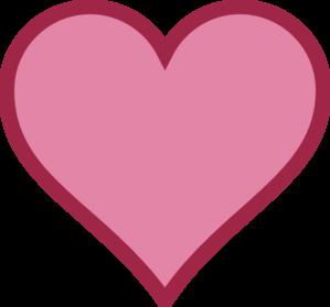 299x279 Joanna Heart Clip Art