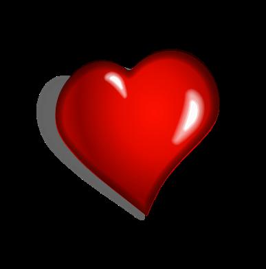387x392 Top 77 Love Hearts Clip Art