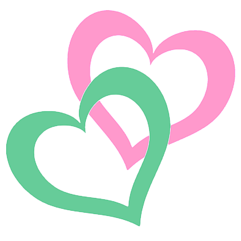 768x768 Clipart Hearts Picture