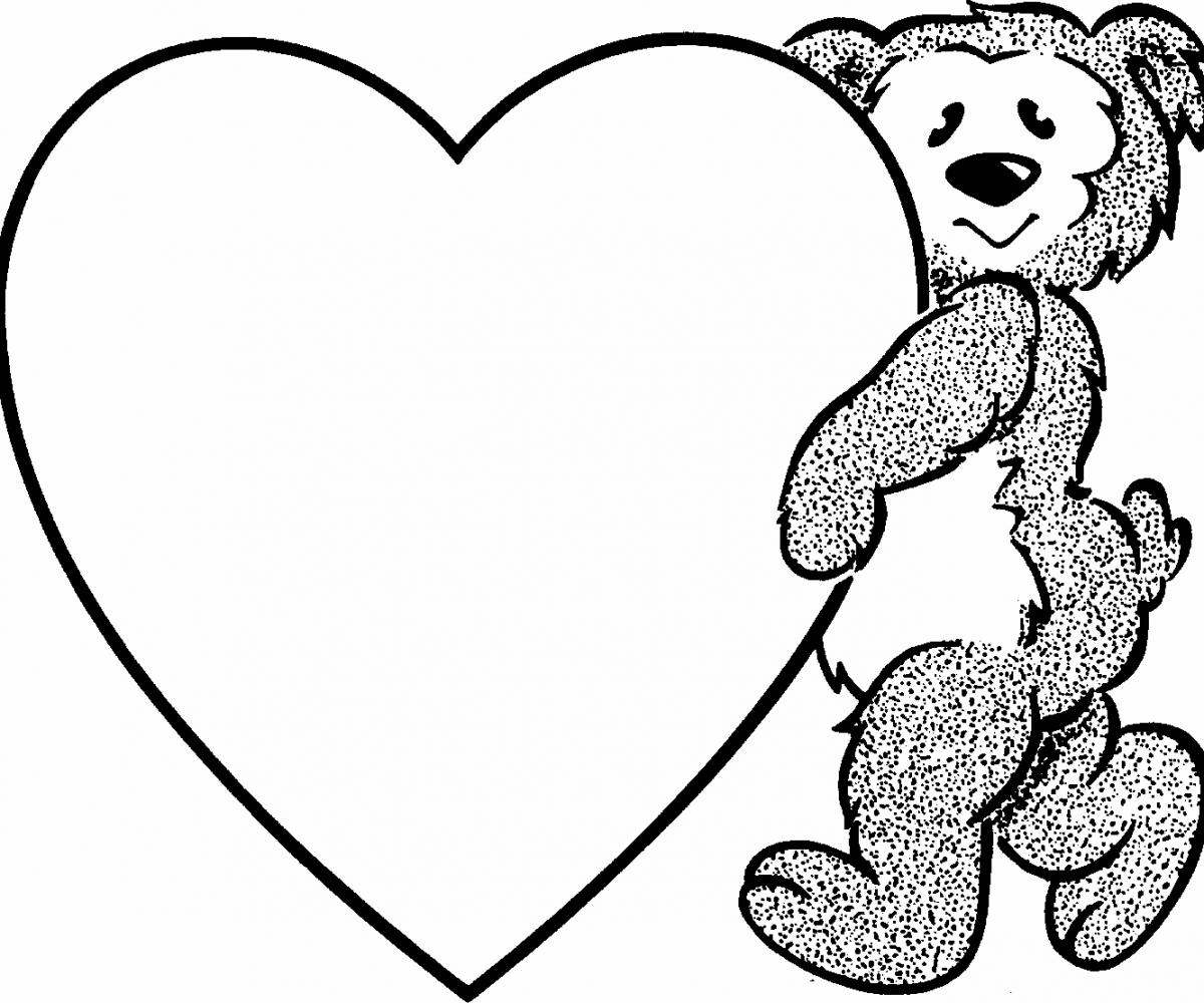 1200x1000 Peachy Heart Clip Art Heart Clip Art Facebook Clipart Panda Free