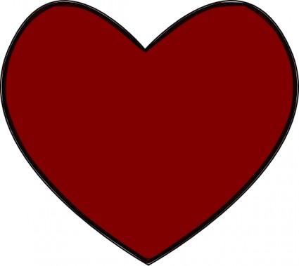 425x379 Heart Clipart Free Clip Art Of Hearts 2