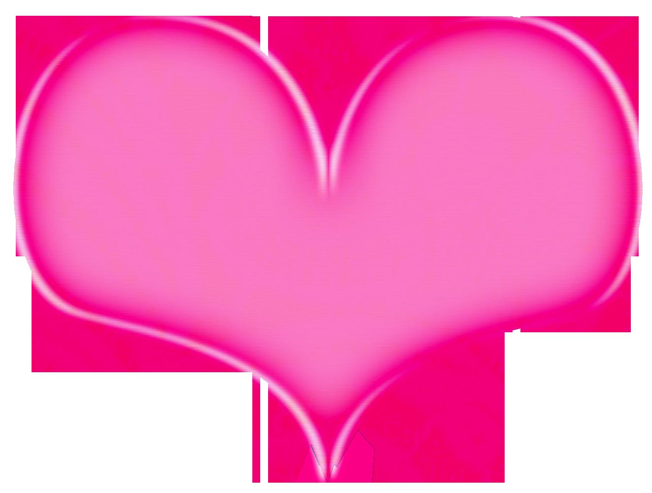 1323x1000 Pink Heart Beat Line Clipart