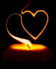 Hearts Flame