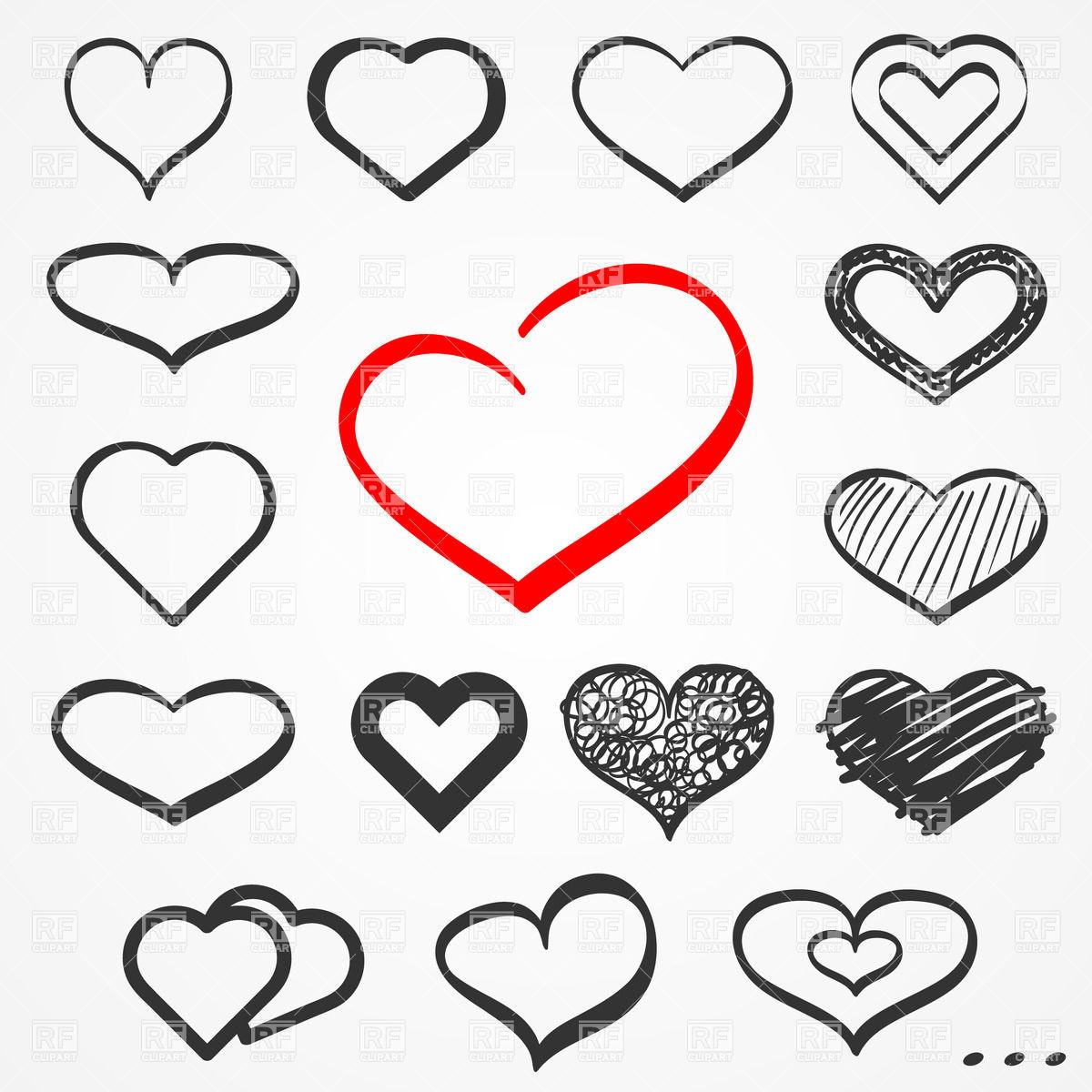 Hearts Free Clipart