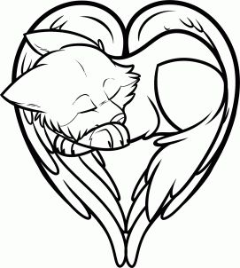 271x302 Best Drawings Of Hearts Ideas Heart Drawings
