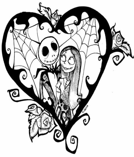 463x540 Jack The Pumpkin King Coloring Pages Part 3