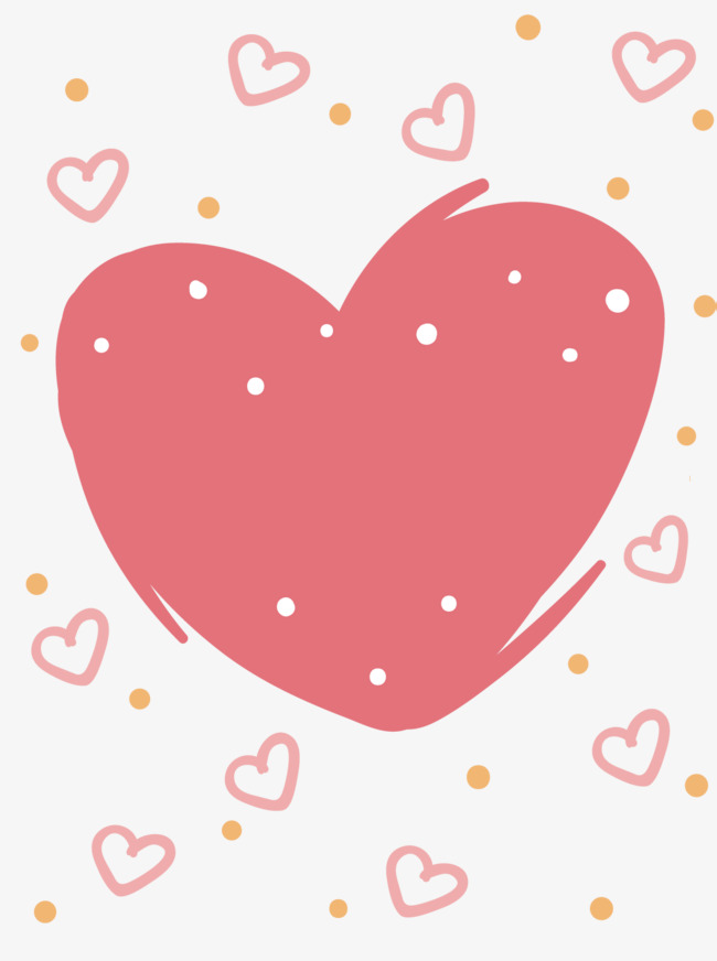 650x872 Pink Heart, Stars, Pink, Love Png And Vector For Free Download