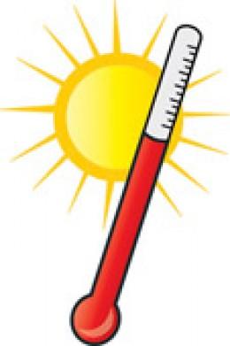 260x391 Heat Clipart Temperature